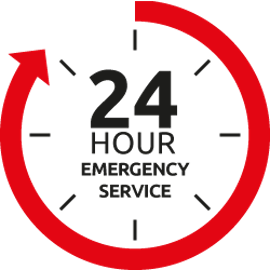 24/7 emergency call-out