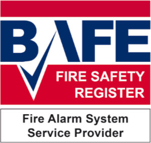 BAFE Fire Safety Register logo